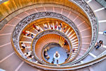Double Helix staircase at the Vatican